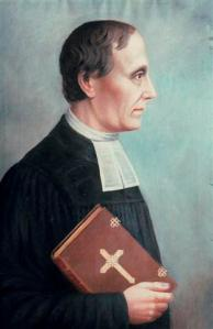 Pastor Louis Harms